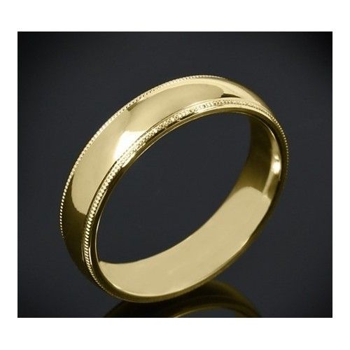 Classic wedding ring model R134