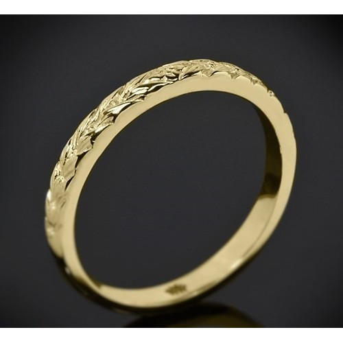 Classic wedding ring model R136