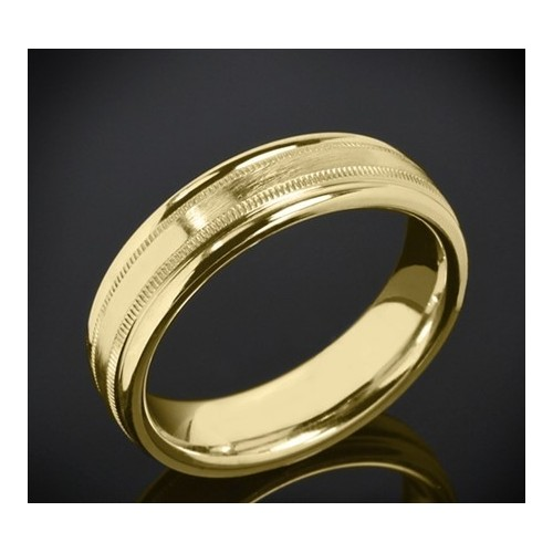 Classic wedding ring model R139