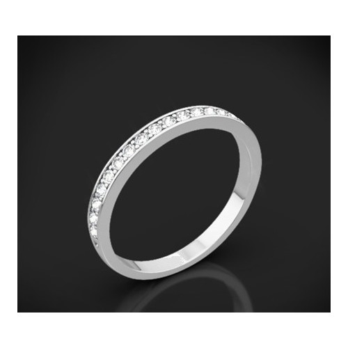 "Diamond wedding ring from the ""Star Sky"" collection 150"