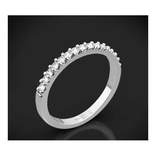 "Diamond wedding ring from the ""Star Sky"" collection 151"