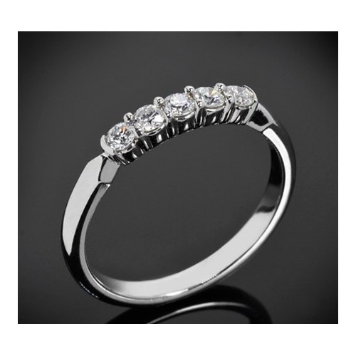 "Diamond wedding ring from the ""Star Sky"" collection 152"