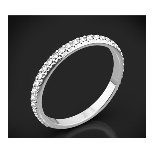 "Diamond wedding ring from the ""Star Sky"" collection 153"