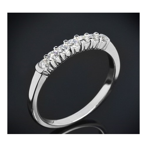 "Diamond wedding ring from the ""Star Sky"" collection 154"