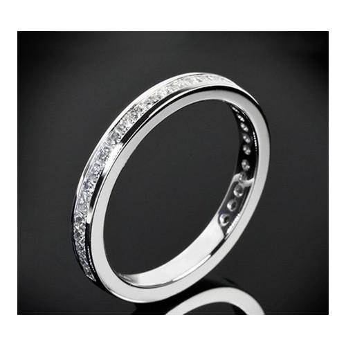 """Диамантена брачна халка от колекция """"Звездно небе"""" 164"""