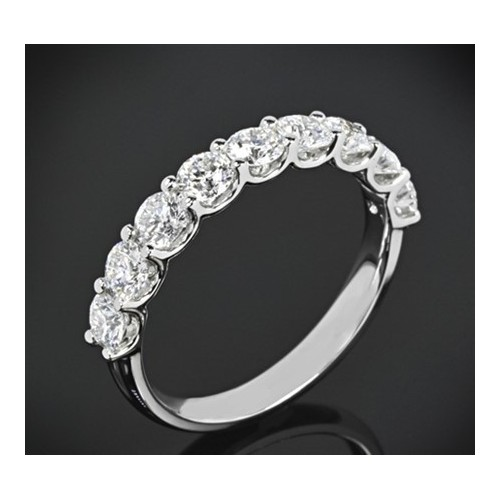 "Diamond wedding ring from the ""Star Sky"" collection 166"