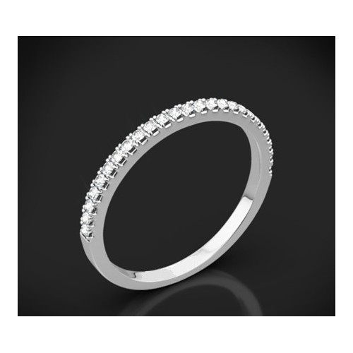 "Diamond wedding ring from the ""Star Sky"" collection 170"