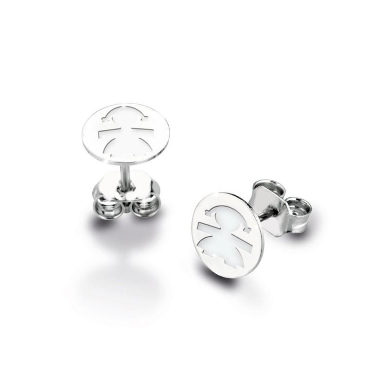 9K Cuff Earrings in YG