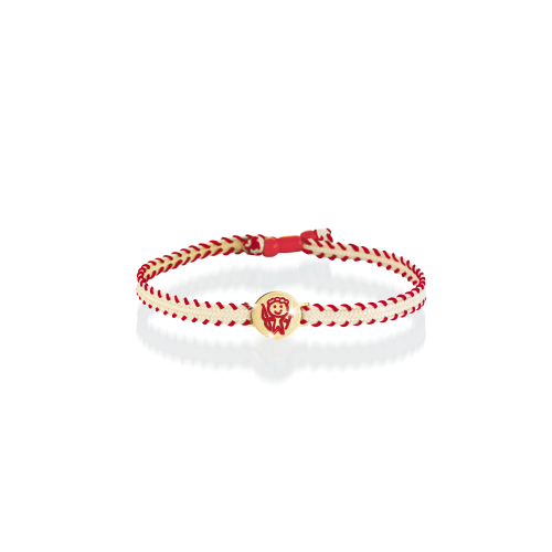 "9K YG Bracelet ""ZODIAC"" for kids"