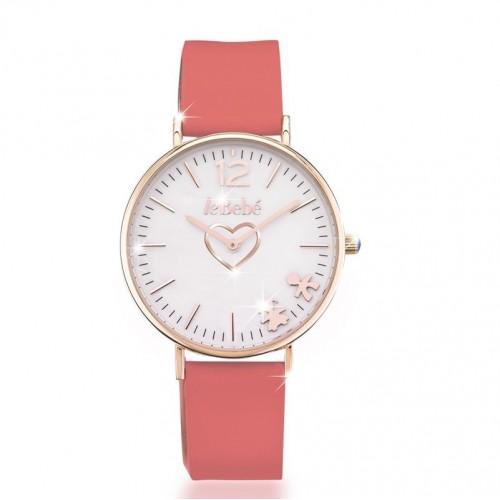 Дамски часовник 26 mm със златно покритие