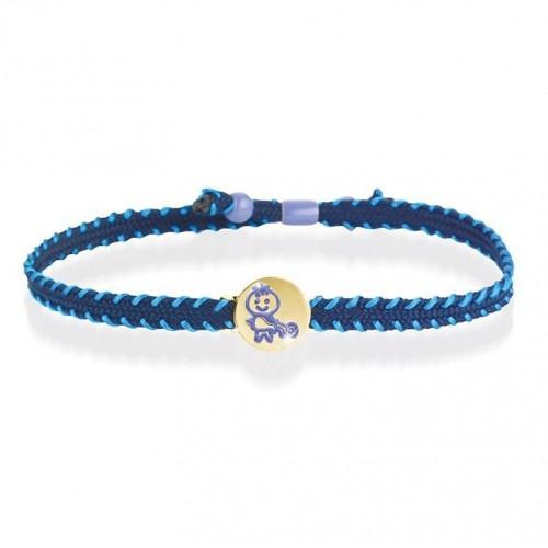 "9K YG Bracelet ""ZODIAC"" for kids"