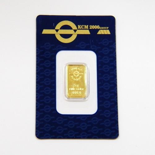 Gold Bar 5 g