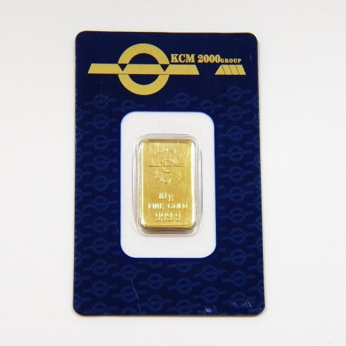 Златно кюлче 10 грамa