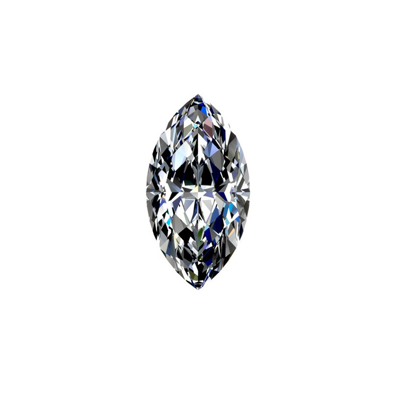 0.5 carat, MARQUISE Cut, color I, Diamond