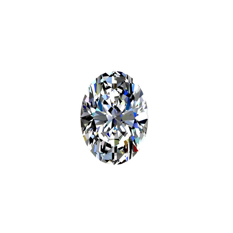 1,01 carat, Oval cut, color I, Diamond