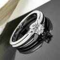 Годежен пръстен 18К злато, с диамант 0.50ct шлифовка Овал