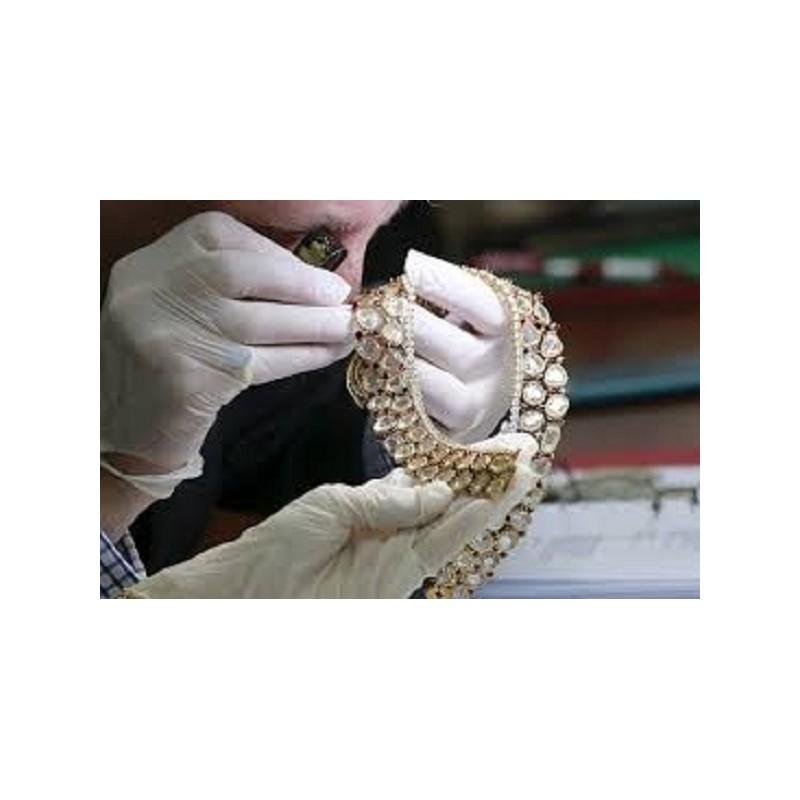 Оценка на обработен диамант