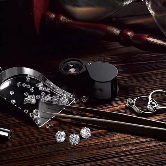 Оценка на диаманти